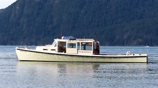 Lund, Canadá: Perfidia In the Desolation Sound