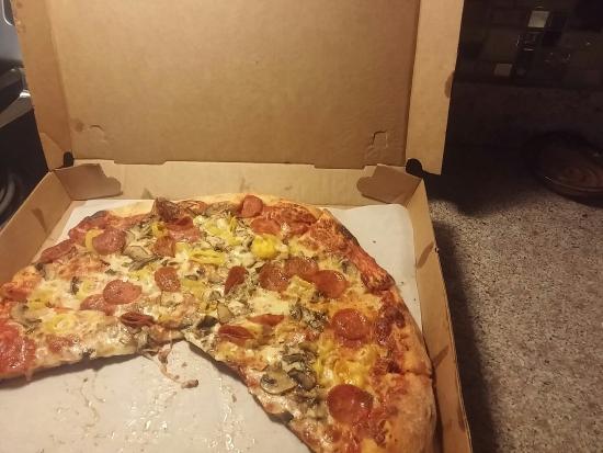 Edinboro, PA: Another great pie