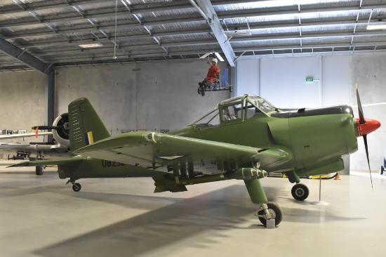 Ashburton Aviation Museum Photo