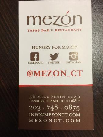 Mezon Tapas Bar and Restaurant: photo0.jpg