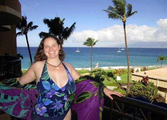 Royal Lahaina Resort Partial Ocean View Room