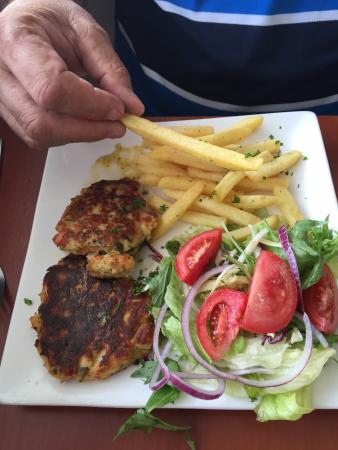 Jan's Cafe and Bistro : Lunch