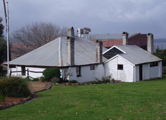 Patrick Taylor Cottage