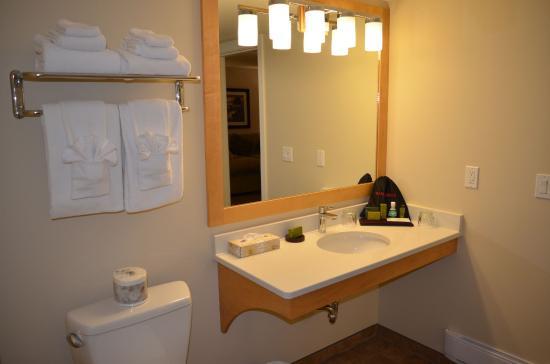 The Inn on Long Lake: Family Suite Bathroom #3