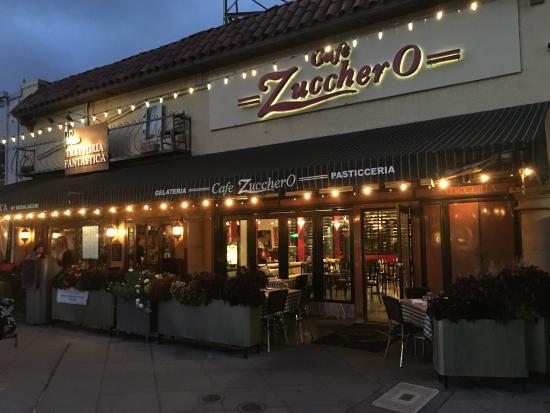 Cafe Zucchero San Diego Ca