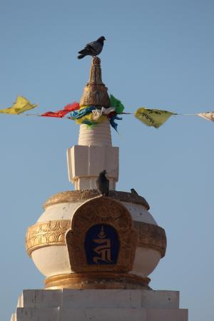 Dornogovi Province, Mongolia: Suvraga