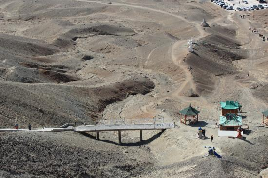 Dornogovi Province, Mongolia: Wish Mountain