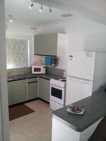 Mallacoota, Australia: Large Fully Equiped Kitchen