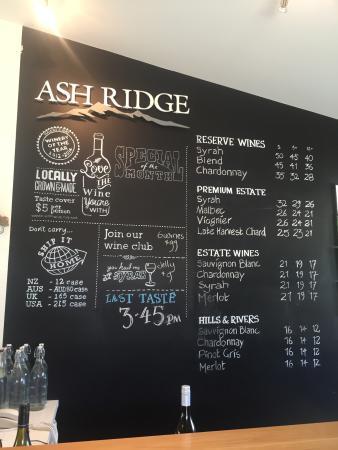 Ash Ridge Winery: photo1.jpg