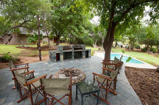 Moriti Safari Lodge