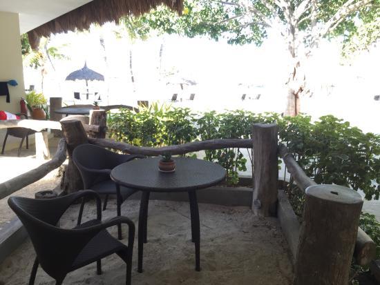 Bluewater Maribago Beach Resort: ブルーウォーター マリバゴ ビーチ リゾート