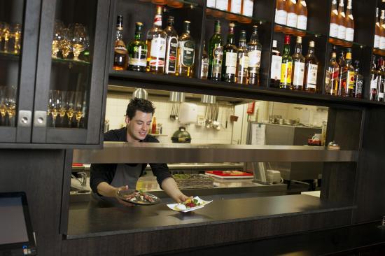 Hampshire Hotel - Avenarius: Keuken