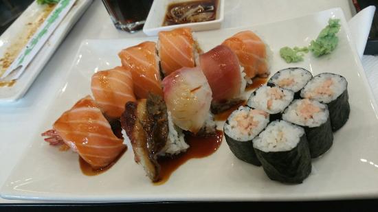 Sushi Bar Akiko Gastronomie