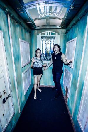 Draculau0027s Haunted House