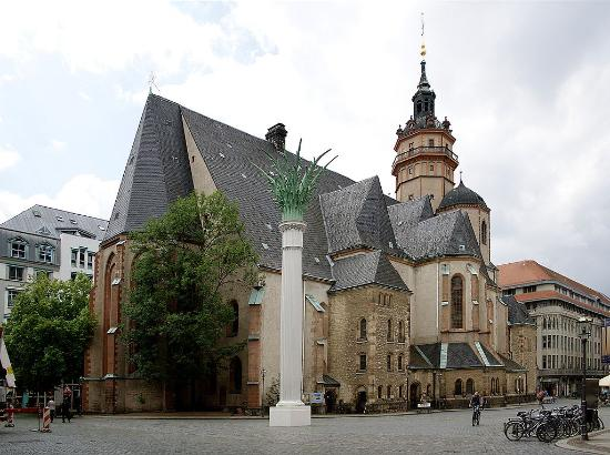 St. Nicholas Church (Nikolaikirche)