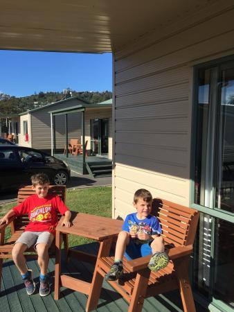 Tahuna Beach Kiwi Holiday Park and Motel: photo0.jpg