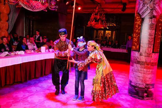 Theatre Folk Show Kazan