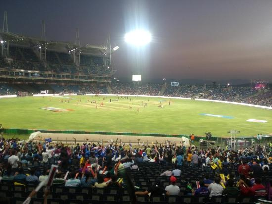 MCA Cricket Stadium
