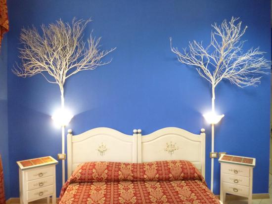 Le Tre Stelle Affittacamere : Blue Winter  double or twin room