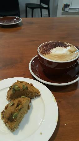 Timaru, Nowa Zelandia: Replenish cafe