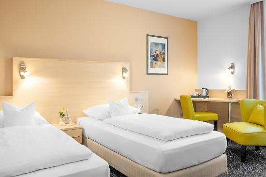 """BEST WESTERN Hotel Favorit Ludwigsburg: Doppelzimmer """"Komfort Twin"""""""