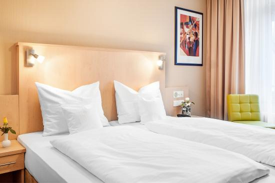 "BEST WESTERN Hotel Favorit Ludwigsburg: Doppelzimmer ""Standard"""