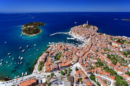 Kroatien: Rovinj, Croatia