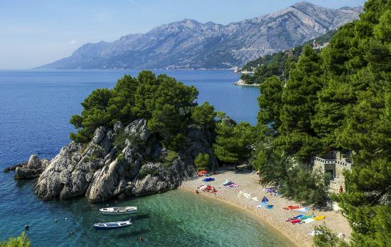 Croazia: Brela, Croatia