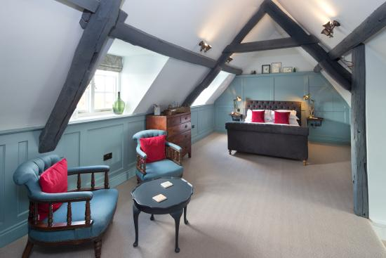 The George Townhouse: Suite