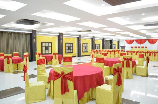 Hotel Waterlily : Splash Banquet Hall