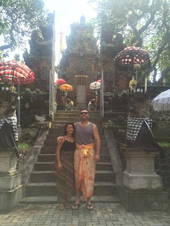Medewi, Indonesien: Beautiful temple