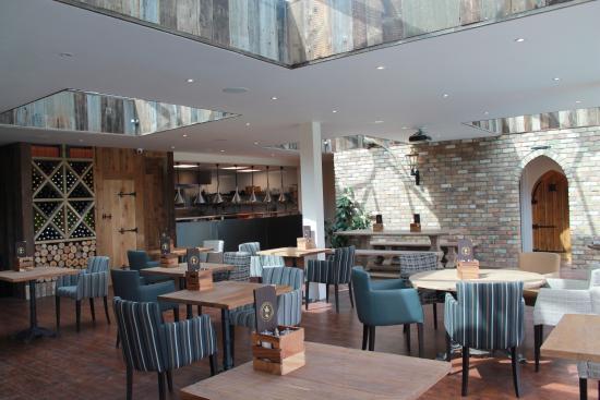 St Issey, UK: Pickwick Restaurant
