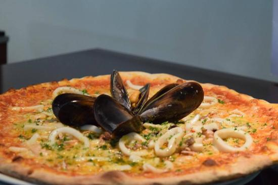 Vilshofen, Alemanha: Pizza