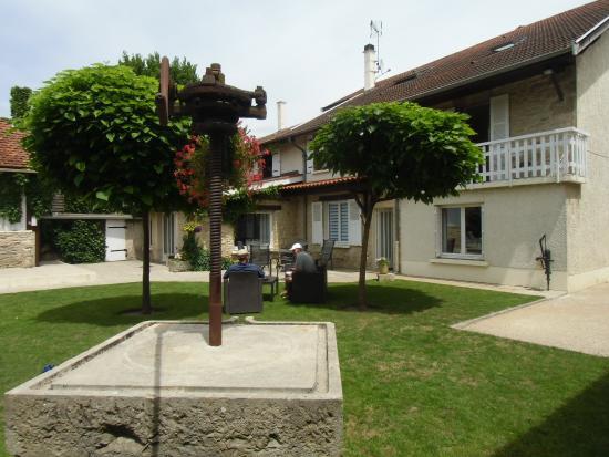 เรเน่-แอลป์, ฝรั่งเศส: jardin au calme