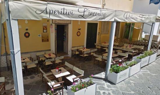 Aperitivi L' Incontro Cafe