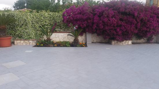 CasaFusco: zona parcheggio Casa-Fusco