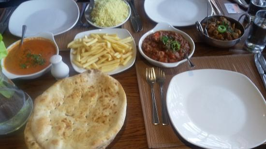 Sheer Khan Restaurant in Manchester