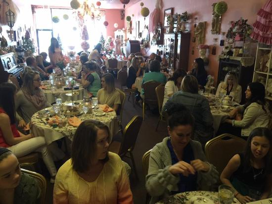 Stella's Tea Parlor: Baby Shower
