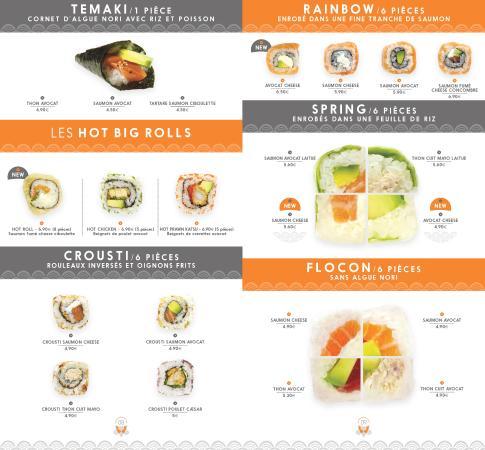 sushi tilbud take away