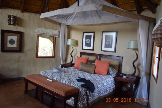 Bilde fra Lukimbi Safari Lodge