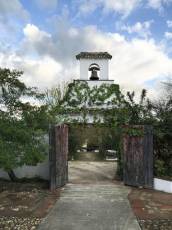 Hotel Molino del Arco: jardin