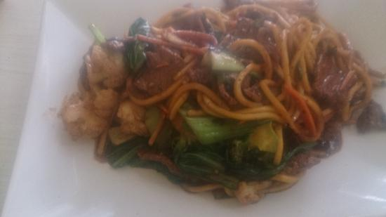 Brighton, Australia: My Lunch