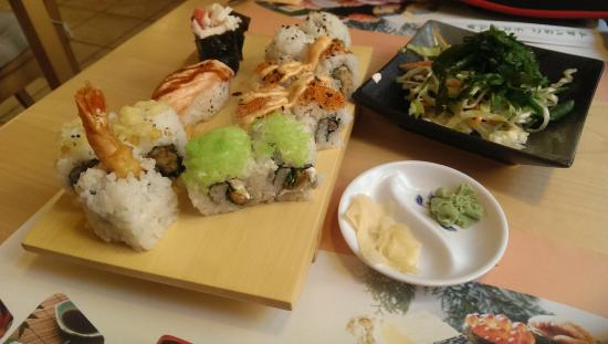 Eggenfelden, Germania: Sushi 1