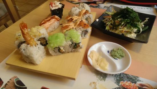 Eggenfelden, Alemania: Sushi 1