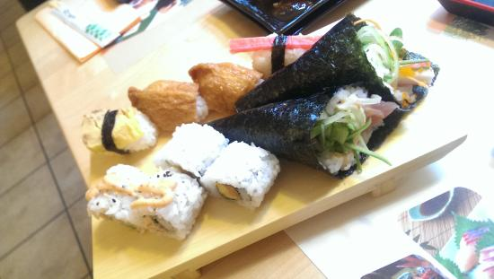 Eggenfelden, Niemcy: Sushi 2