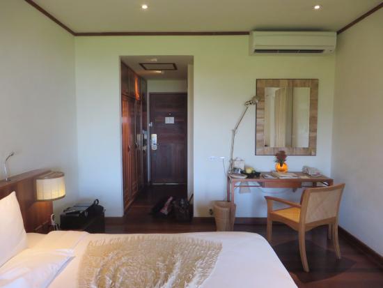 Laem Set, Thailand: Inside Room 5