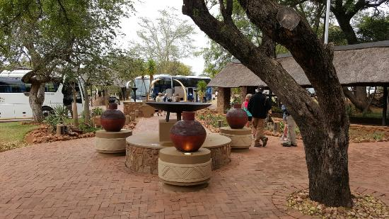 Mabula Private Game Reserve, Sydafrika: Mabula Game Lodge