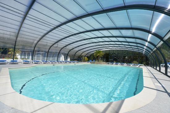 Hotel du Golf de Saint Laurent: La piscine