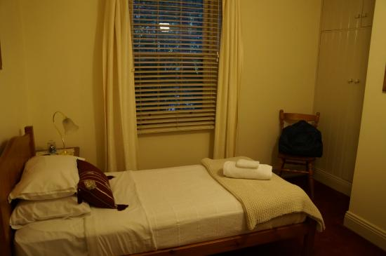Deloraine, Australia: Single room in the same wing