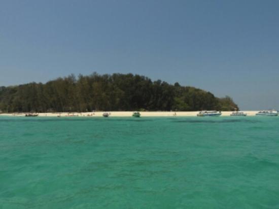Phi Phi Paradise Pearl Resort: BAMBOO ISLAND